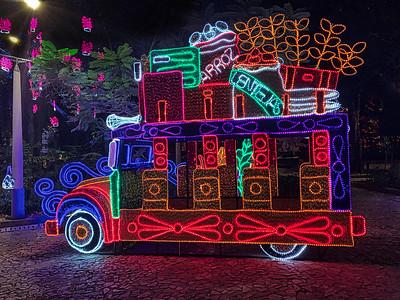 Festival of Lights in Sabaneta, Colombia Navidad 2019