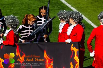 6. St. Joseph-Ogden  Spartan Band