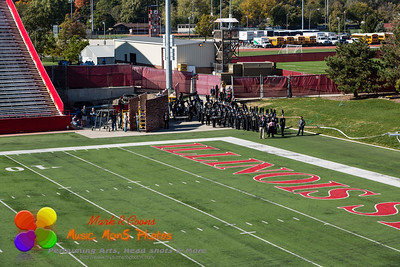 2016 Illinois State University Invitational Marching Championships