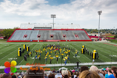 2017 Illinois State University Invitational Marching Championships