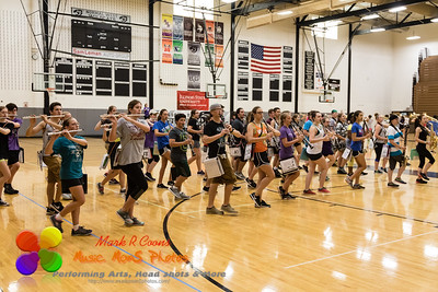 Band Camp 2017 Week 2 July 27, 2017