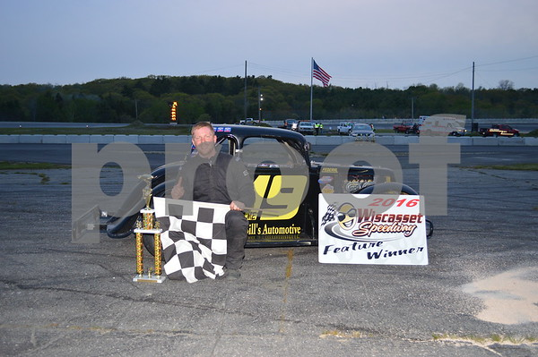 May 21, 2016 5th Victory Lane
