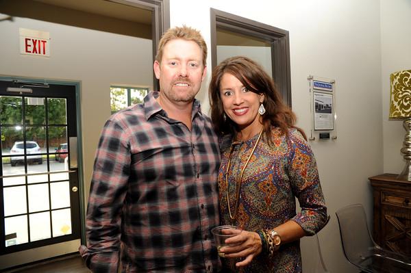 Jeff Graham and Melissa Thomas