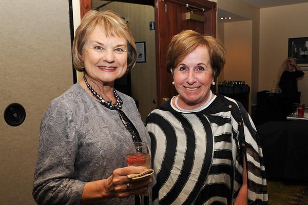 Kathy Kershan and Cathy Fagan