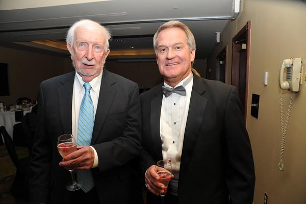 Bob Goins and David Bugg