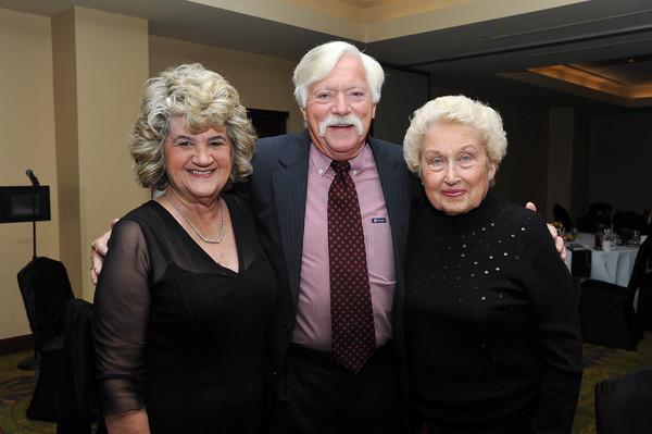 Karan, Leo and Doris Whinery
