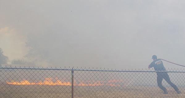 CEADAR LANE FIRE