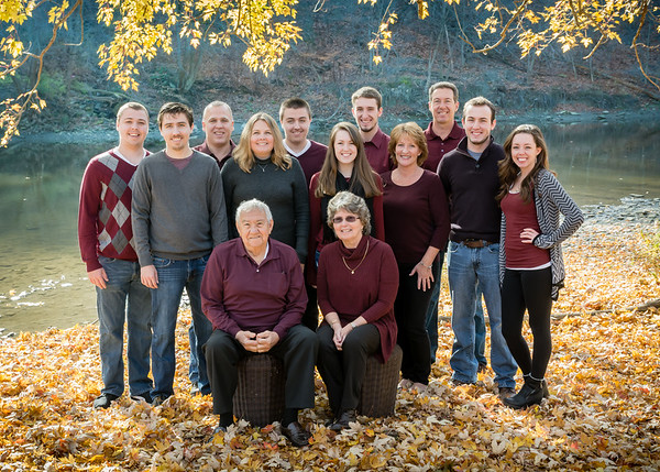 Norman/Kovach Family