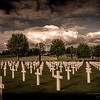 Somme WWI American Cemetery,  Bony, France