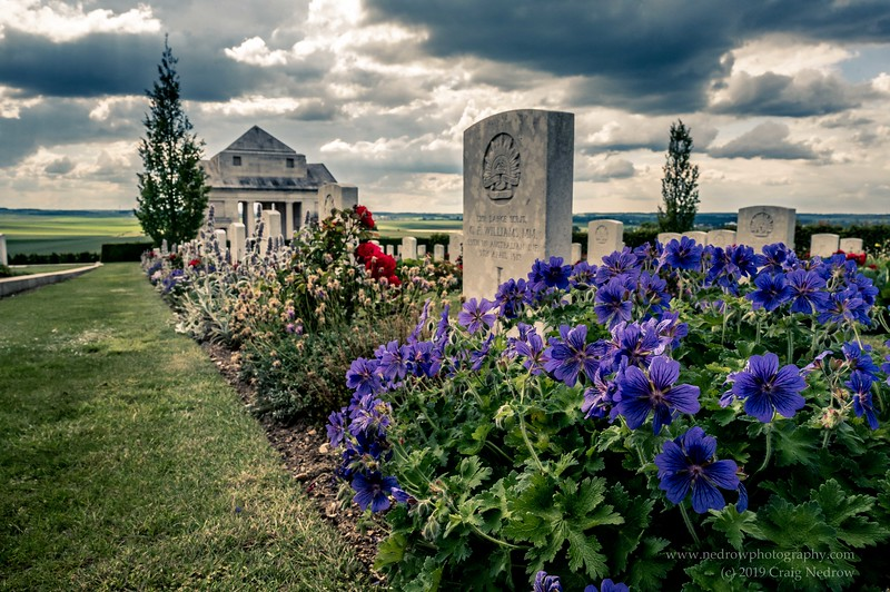 Australian National WWI Memorial, France, Villers-Bretonneux, France