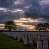 Commonwealth WWI Caterpillar Valley Cemetery  Longueval, France