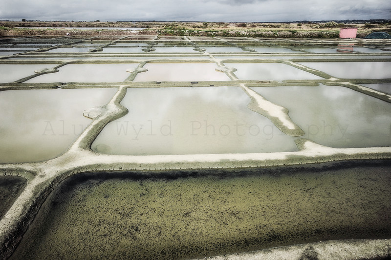 Salt Ponds of Brittany