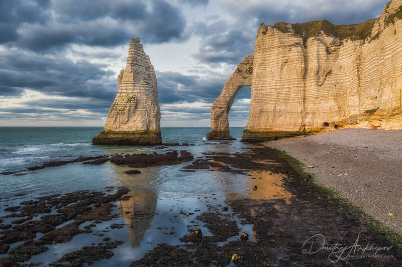 Ertretat, Normandy, France