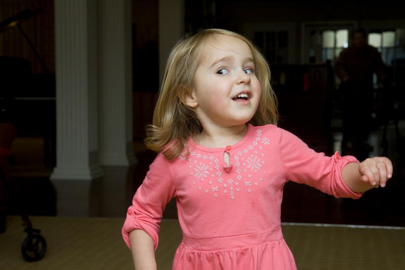 Dancing Lil