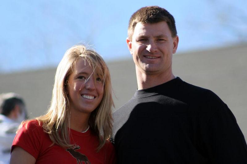 Sadie & Vikings QB, Brady Johnson