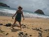 Tarde na Praia do Leao