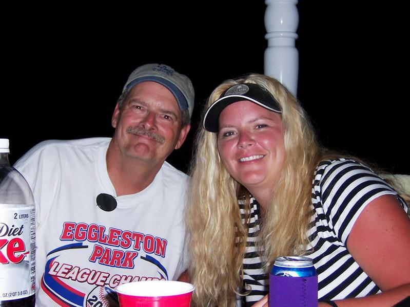 July 4th, 2005 at Norris Lake