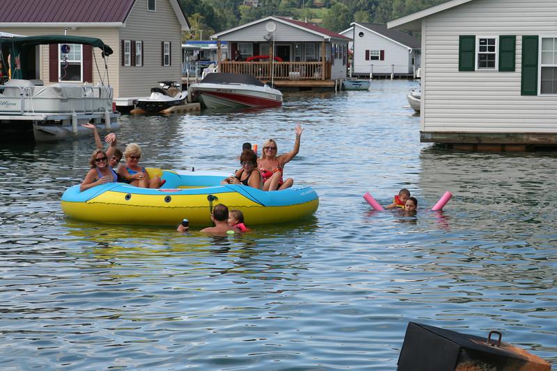 Norris Lake Trip 9-2-2006