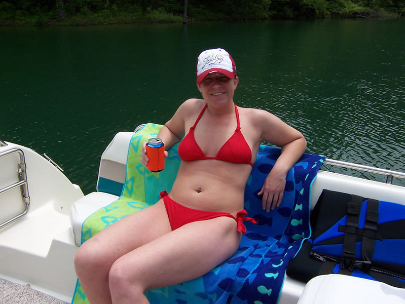 Memorial Day 2006 at Norris Lake