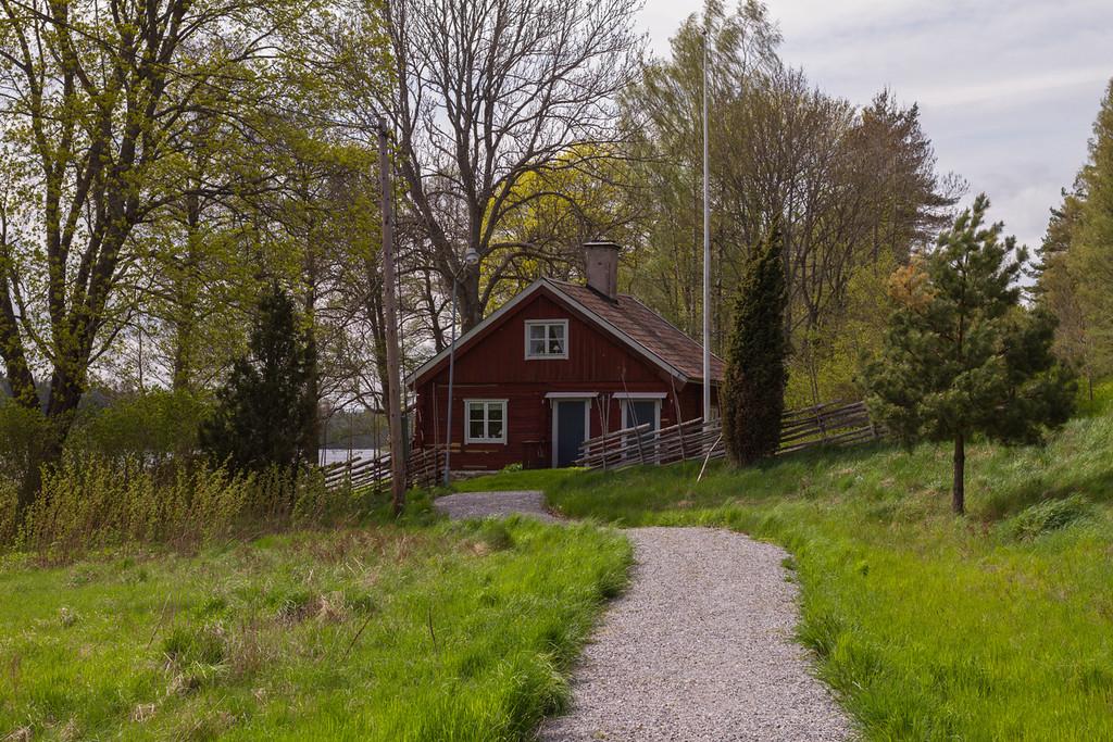 Sjöstugan, Frötuna hembygdsgård