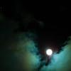 Jupiter close to moon - 1