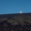 Venus going under, Jotunheimen