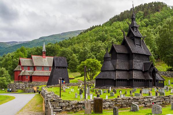 Kirkene i Borgund