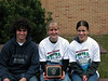 Clinton County Winning Team from Redford Home School