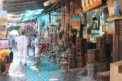 Cratfs area of the Medina