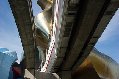 Monorail at the EMP