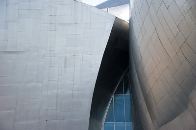 Metal and Curves of the EMP Building