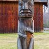 Old Totem poles