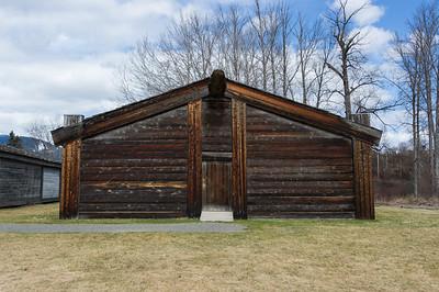 Historical Long house