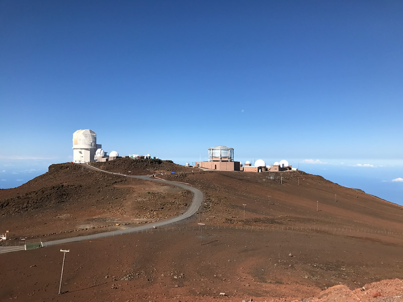 The Haleakalā Observatory on the island of Maui, also known as the Haleakalā High Altitude Observatory Site, is the location of Hawaii's first astronomical research observatory.