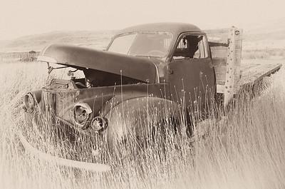 Studabaker pick up Palouse photo