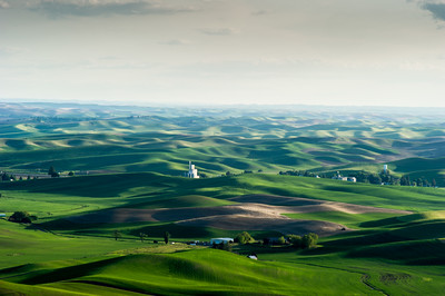 Rolling Hills Palouse Washington photo