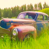 Old truck Palouse photo