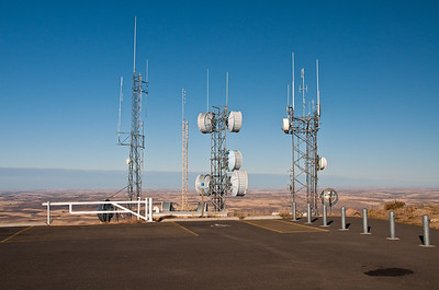 Radio and Microwave tower