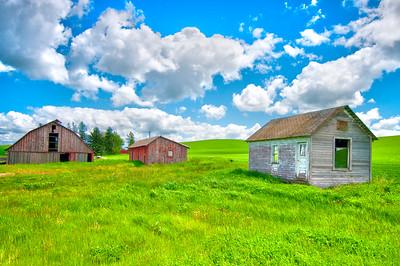 Homestead Palouse Washington photo