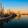 Sunrise Steveston Harbour
