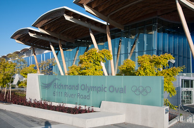 Olympic Oval Richmond