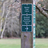 Walking trails of Campbell Valley Regional Park located in Langley, Metro Vancouver