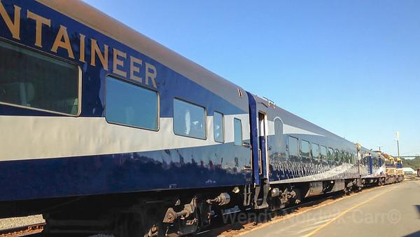 Train to Whistler