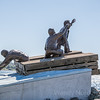 Tribute to Mariners lost at sea, Sydney, Nova Scotia