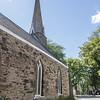 Saint George Church - oldest building in Sydney, Nova Scotia
