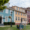 Heritage buildings Great George Street National Historic Site in Charlottetown