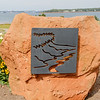 PEI scenic Red Sands Shore drive to historic Fort Amherst