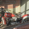 Explore historic Lowell Arizona old 50s cars and historic Indian Motorcyles fill the town