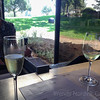 A visit to Domaine Chandon winery in the Napa Valley, Cailfornia
