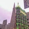 North Beach Colorful San Francisco